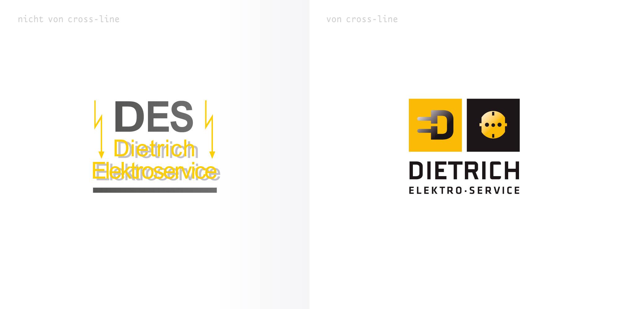 Logo Design Dietrich profesionelles Logodesign