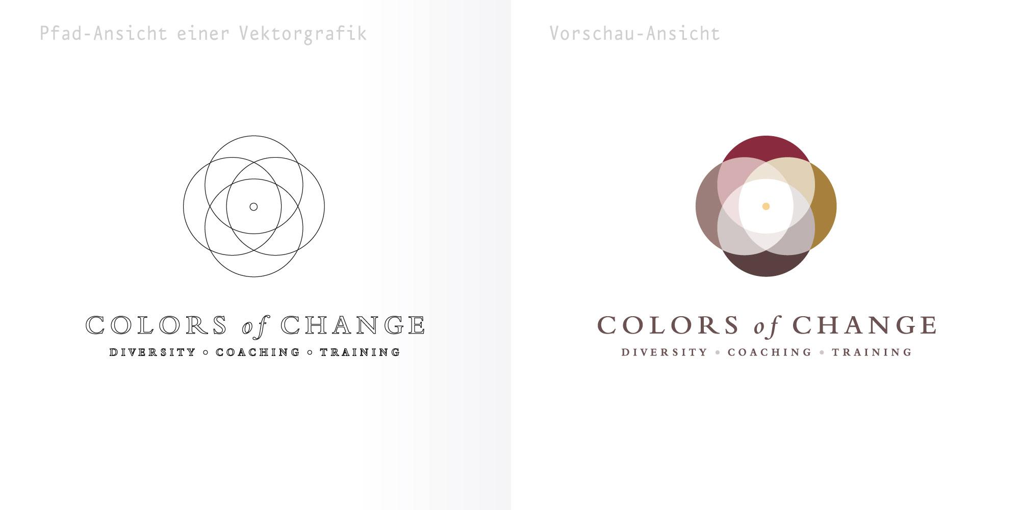 Logo Design fertige Logos als Vektorgrafik