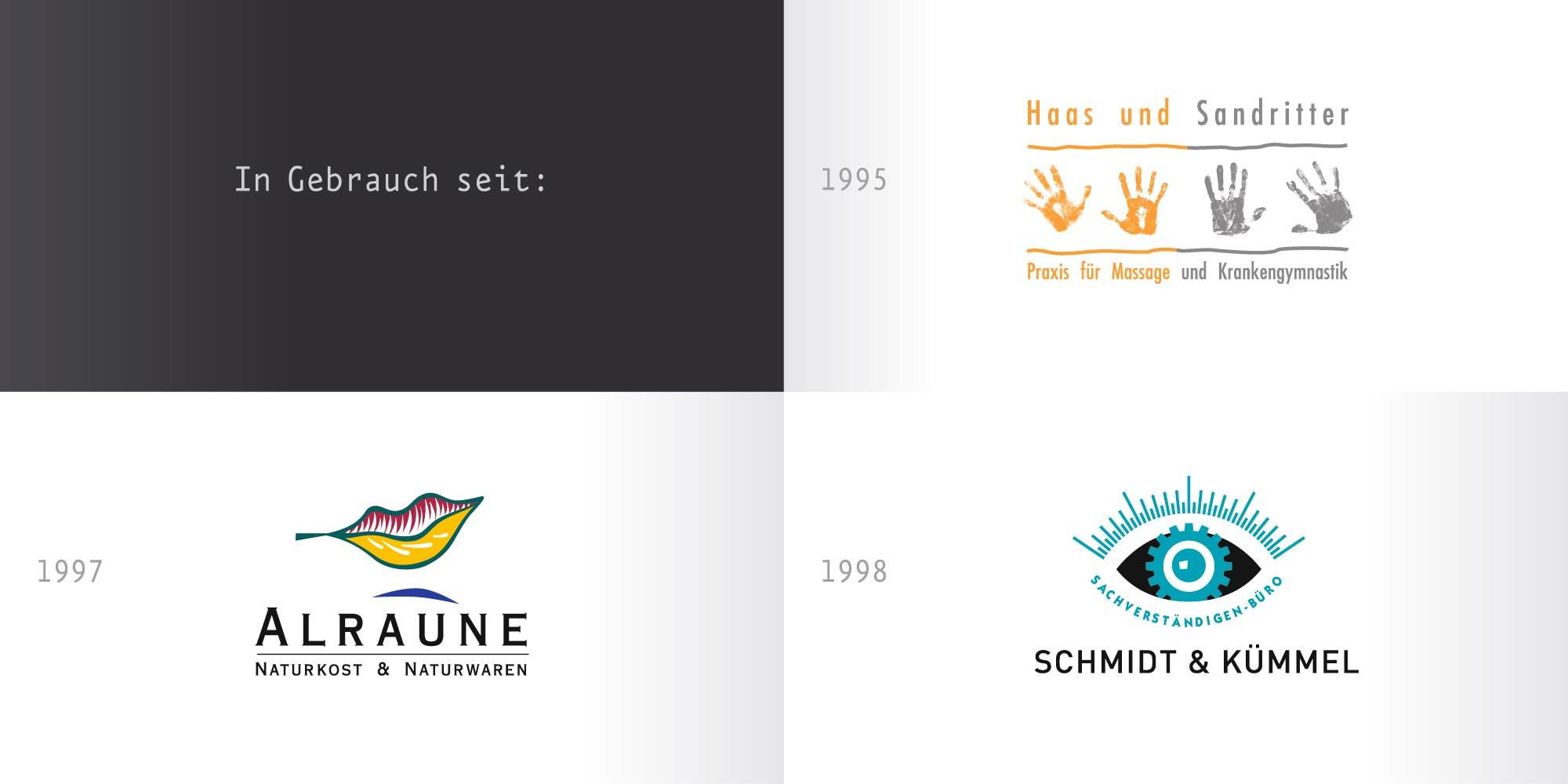 Logoagentur für Firmenlogos die lange funktionieren
